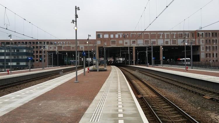 Q-Park P+R Stationsweg Breda