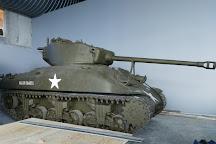 Musee Guerre et Paix en Ardennes, Novion-Porcien, France