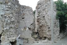 Ancient City Amos, Marmaris, Turkey
