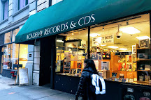 Academy Records and CDs, New York City, United States