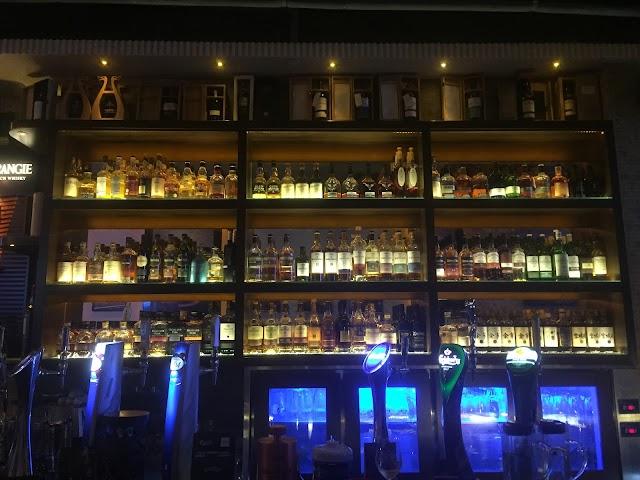 Malty bar
