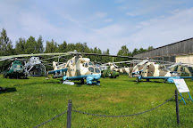 The Central Air Force Museum, Monino, Russia