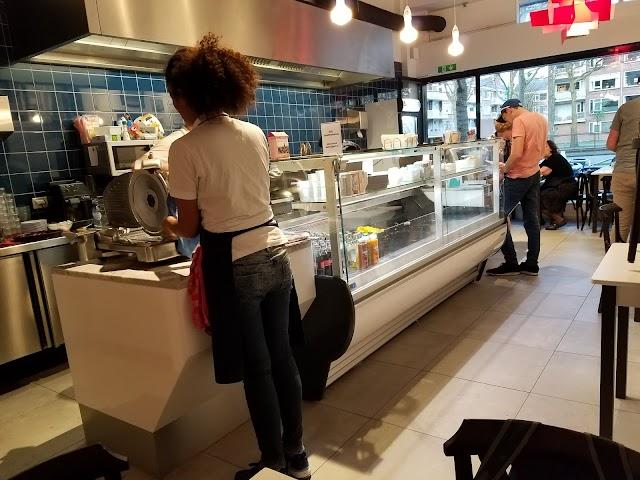 Sandwichshop Sal Meyer