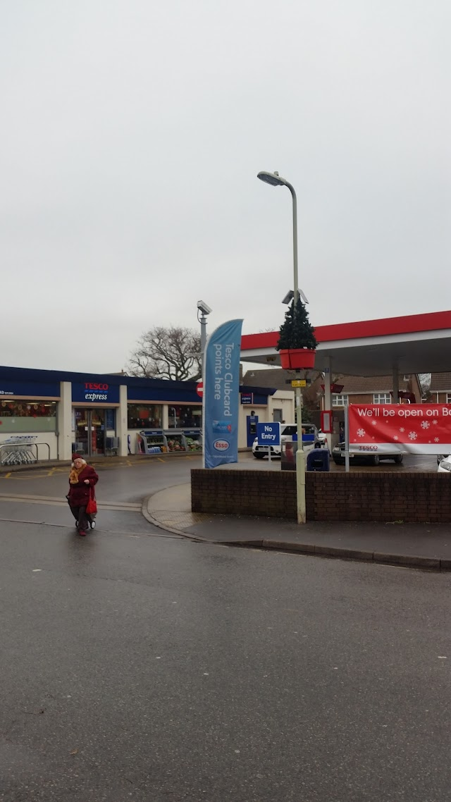 Tesco Direct Click and Collect