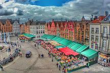 The Markt, Bruges, Belgium