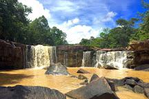 Tat Ton Waterfall, Chaiyaphum, Thailand