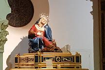 Iglesia del Corpus Christi, Segovia, Spain