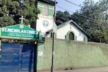 St Nicholas Church, Kolkata (Calcutta), India