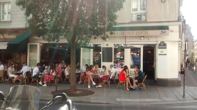 Bar & Cantina De Quartier