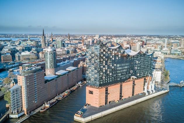 Ausflug nach Hamburg