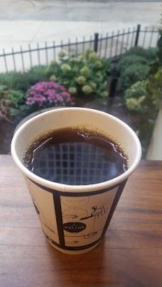 Meddle Coffee Bar chicago USA