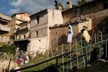 Ecomuseo delle Case di Terra Villa Ficana, Macerata, Italy