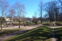 Stadsparken, Lund, Sweden
