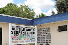 Reptile World Serpentarium, Saint Cloud, United States