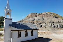 Drumheller's Little Church, Drumheller, Canada