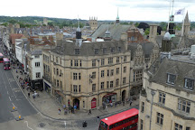 Carfax Tower, Oxford, United Kingdom