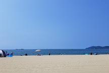 Nijigahama Beach, Hikari, Japan