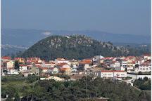 Monte de Sao Bartolomeu, Nazare, Portugal