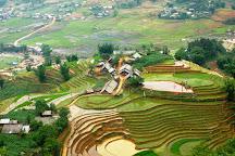 Muong Hoa Valley, Sapa, Vietnam