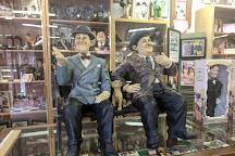 The Laurel and Hardy Museum of Harlem, Georgia, Harlem, United States