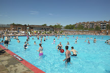 Parliament Hill Lido, London, United Kingdom