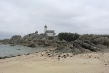 Lighthouse De Pontusval, Brignogan-Plage, France