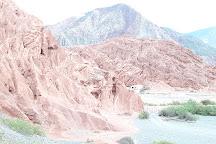 Paseo de los Colorados, Purmamarca, Argentina
