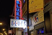 B.L.U.E.S., Chicago, United States