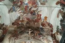 Church of San Martino, Valsolda, Italy