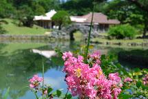Shikinaen Garden, Naha, Japan