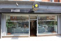 Food at 52, London, United Kingdom
