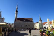 Church of the Holy Spirit Puhavaimu Kirik, Tallinn, Estonia