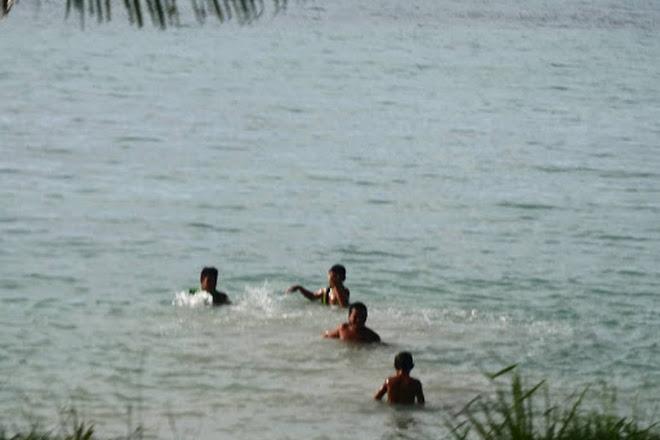 Tafa Tafa Beach, Apia, Samoa