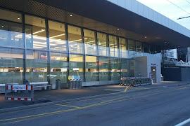Станция  Genève Aéroport