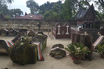 Tomb of the Sidabutar Kings, Samosir Island, Indonesia