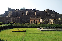 Golkonda Fort, Hyderabad, India