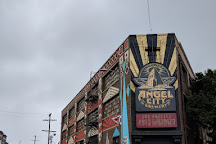 Angel City Brewery, Los Angeles, United States
