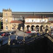 Железнодорожная станция  Santiago De Compostela