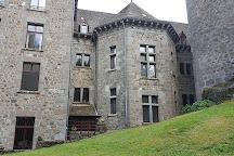 Chateau de Pesteils, Aurillac, France