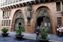 Palau Guell, Barcelona, Spain
