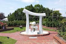Wilson Rose Garden, Wilson, United States