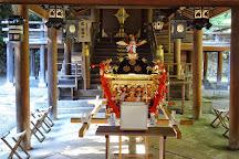 Kanegasakigu Shrine, Tsuruga, Japan