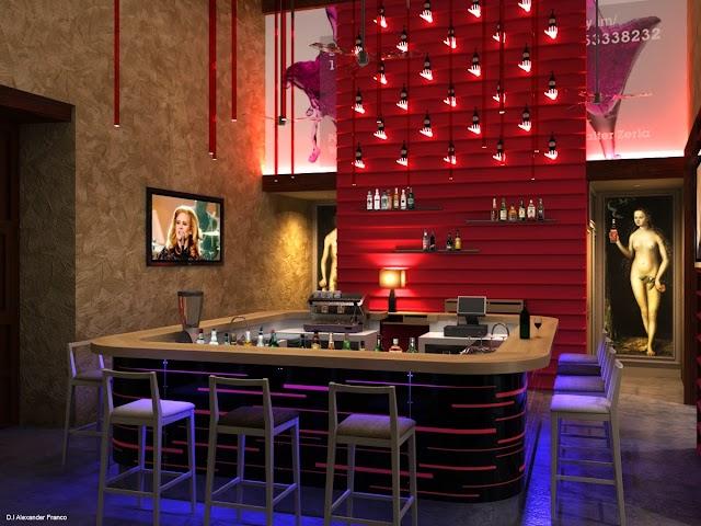 Don Eduardo Alegre restaurant, havana, cuba