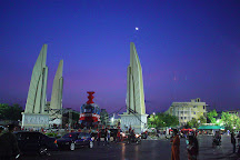 Democracy Monument, Bangkok, Thailand