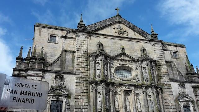 Igrexa de San Martín Pinario