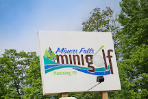 Miners Falls Mini Golf, Munising, United States