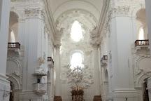 Universitatskirche, Salzburg, Austria