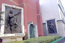El Atrio del Templo de San Francisco, Mexico City, Mexico