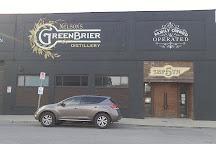 Nelson's Green Brier Distillery, Nashville, United States