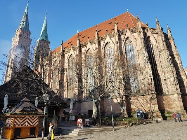 Église Saint-Sébald de Nuremberg